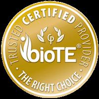 BioTE Certified