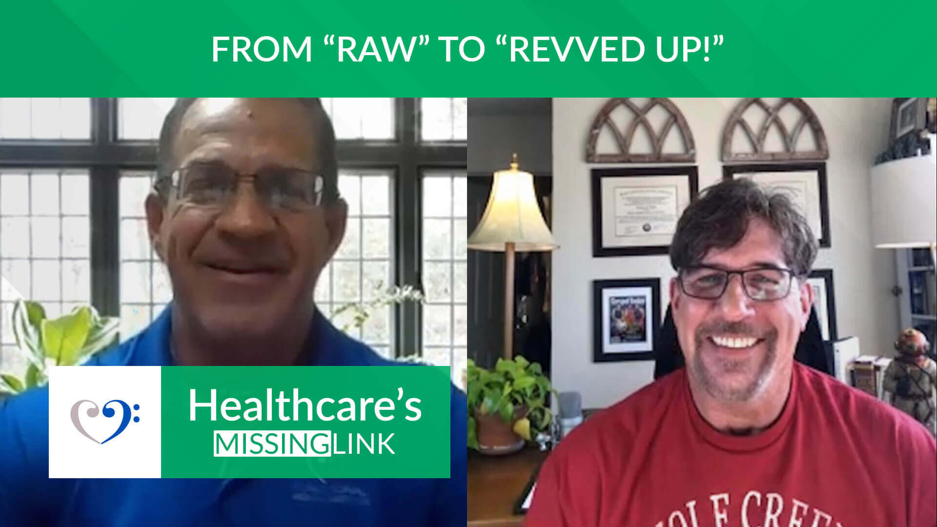"""Ep 60: From """"Raw"""" to """"Revved Up!"""" ft. Brad Tuttle"""