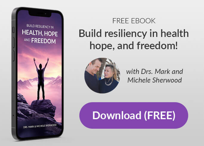 Free eBook - Build resiliency in health, hope and freedom