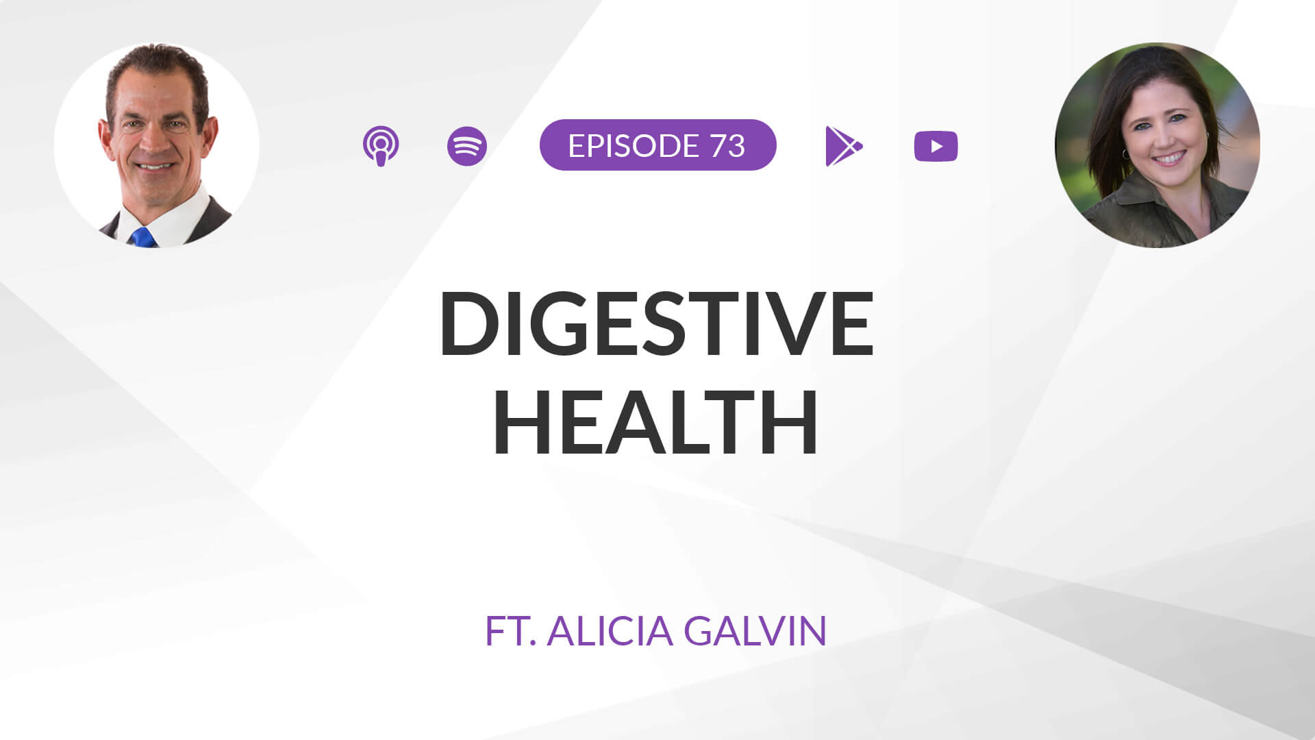 Ep 73: Digestive Health and Colostrum ft. Alicia Galvin